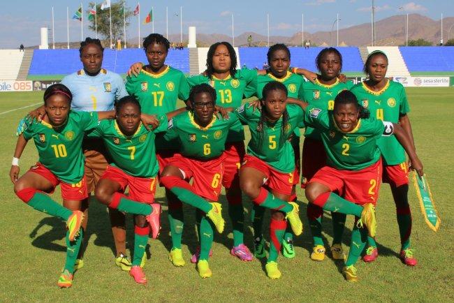 equipe cameroun football
