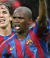 FORZA ETOO